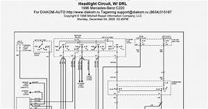 Wiring Diagram Mercedes Benz Engine
