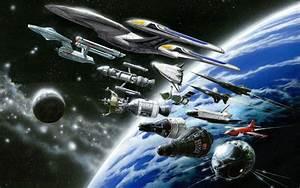 Star Trek Starship Enterprise Spaceship NASA Shuttle ...