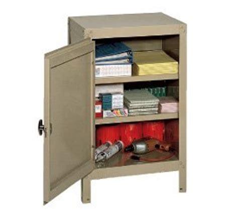 Edsal Economical Storage Cabinets by Edsal 6605tn Steel Single Door Storage