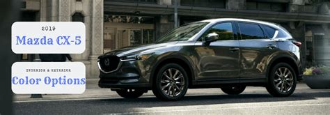 mazda cx5 colors what color choices does the 2018 mazda cx 5 come in