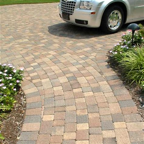 olde greenwich cobble pavers pavers retaining walls
