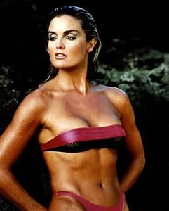 Tracy Scoggins Poster or Photo in Tight Bikini eBay