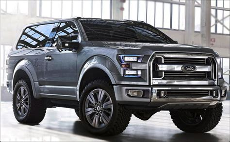 bronco  rampage pictures range teaser towing capacity