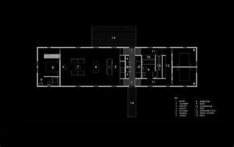 portfolio modern floor plan portland maine  eric