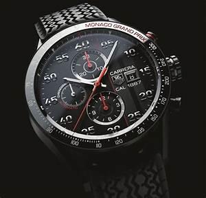 Montre Tag Heuer Occasion : tag heuer carrera 43mm calibre 1887 chronograph ~ Dode.kayakingforconservation.com Idées de Décoration