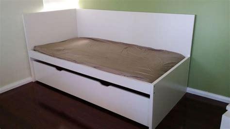 ikea flaxa bed hardly used ikea flaxa bed trundle with headboard base