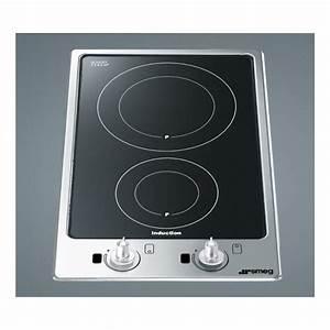 Plaque Induction Domino : table de cuisson induction smeg domino pgf32i 1 30 cm fab appliances ~ Nature-et-papiers.com Idées de Décoration