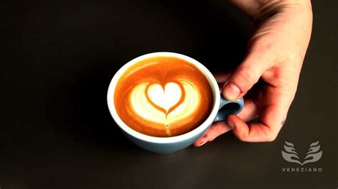 And when that morning latte comes with a pretty, little heart in the foam? Latte Art - Heart - YouTube
