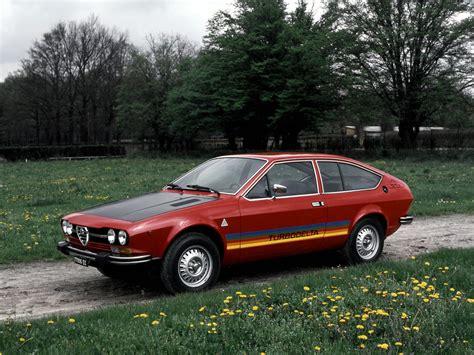 Alfa Romeo Alfetta Gtv Specs  1976, 1977, 1978, 1979