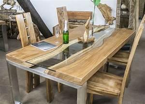 Esstisch Glas Holz : esstisch holz glas metall neuesten design ~ Whattoseeinmadrid.com Haus und Dekorationen