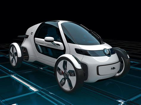 Concept Car Of The Week Volkswagen Nils 2018 Car