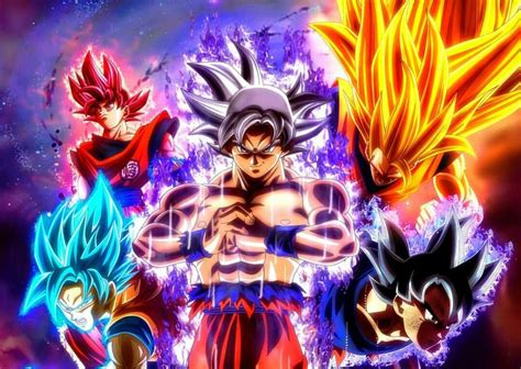 Goku Mastered ultra instinct HD Wallpaper for Android