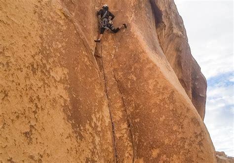 Rock Climbing Joshua Tree Climb Every Day
