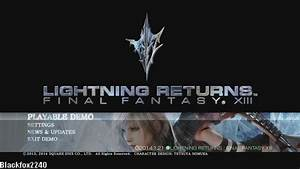 Lightning Returns Final Fantasy Xiii Demo Walkthrough