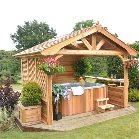 Adding a hot tub to your home gives you a convenient spot to unwind after a long day, soothe sore muscles or share some quiet time with your significant other. Designing Your Hot Tub Enclosure for Your Outdoor Tub