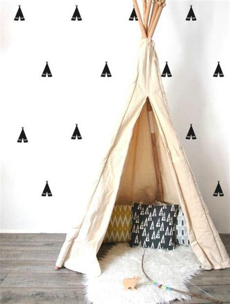 fabriquer sa chambre de culture comment fabriquer un tipi 60 idées pour une tente