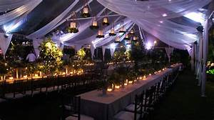 9 Great Party Tent Lighting Ideas For Outdoor Events