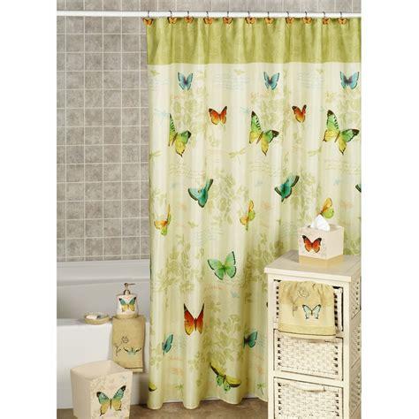 butterfly shower curtain butterfly shower curtains furniture ideas deltaangelgroup
