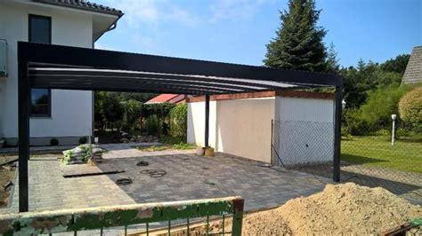 Garage Aus Polen Carport Aus Metall Jardach Hersteller