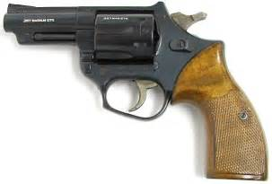 FN Barracuda Revolver