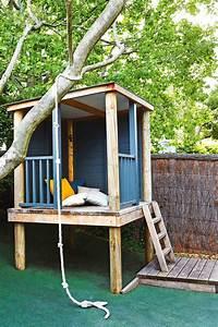 Cabane Exterieur Enfant : cabane pour les enfants coin d tente pour les adultes ~ Melissatoandfro.com Idées de Décoration