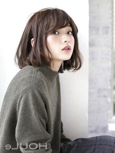 korean short hairstyles photo gallery  cute korean short hairstyles viewing