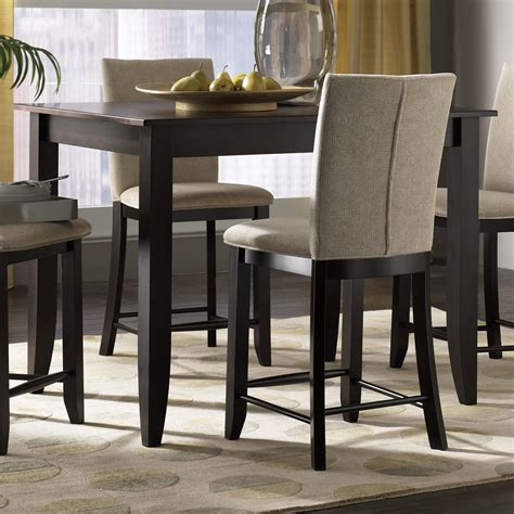 rectangle high top table canadel custom dining high dining customizable 4538