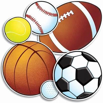 Sports Bulletin Boards Balls Theme Clipart Google