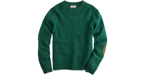 J.crew Wallace Barnes Shetland Wool Sutherland Sweater In