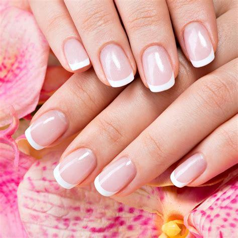 French Nails Manicure  Nageldesign Magazin