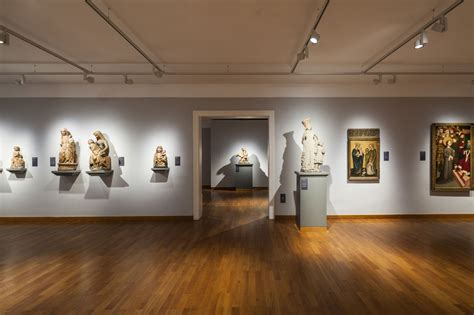 gallery of lighting the fr 228 nkische galerie illuminates masters with erco