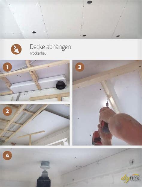 Anleitung  Decke Abhängen  Trockenbau  Tipps Vom Maurer