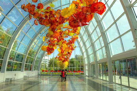 The Dale Chihuly Trail Everywhere Once