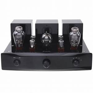 Vacuum Delivery Melody Dark 300b Integrated Amplifier Audio Emotion