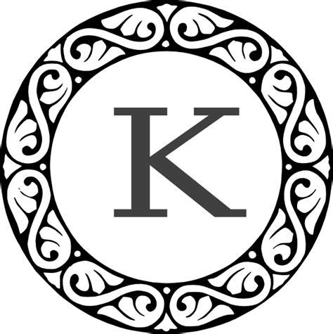 monogram  clip art  clkercom vector clip art  royalty  public domain