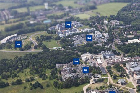 Locations - University of Kent