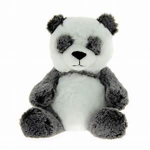 Grosse Peluche Panda : peluche panda 25 cm nicotoy mynoors ~ Teatrodelosmanantiales.com Idées de Décoration