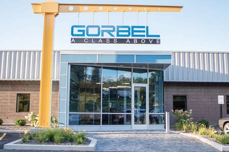 Corbel Inc by Gorbel Inc Celebrates 40 Years Of Manufacturing