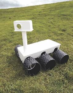 How to Build an Internet Controlled Mars Rover