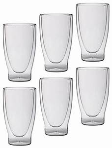 Latte Macchiato Gläser Set : feelino lattechino grande doppelwandige latte macchiato gl ser 6er set 400ml xxl thermo ~ Eleganceandgraceweddings.com Haus und Dekorationen
