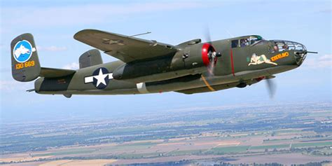 WWII American Bomber Planes