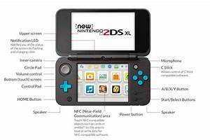 New 2ds Xl Vs  2ds Vs  New 3ds Xl Specs And Overview