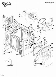 27 Whirlpool Cabrio Washer Parts Diagram