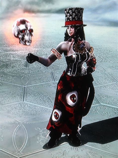 Created From The Soul Of Viola Soul Calibur V Pic 1 2