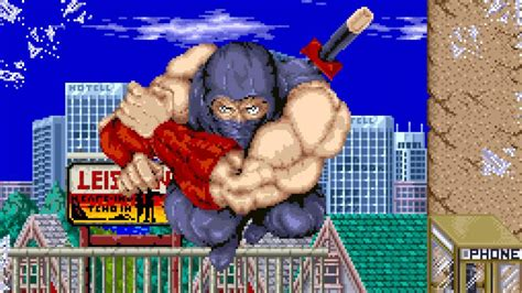 Arcade Archives Ninja Gaiden Coming To Switch This Week