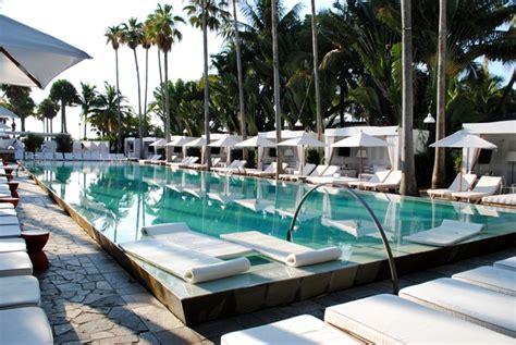 Whiter Than White Delano Hotel In Miami