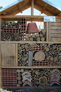 Abri à Insectes : fabriquer un h tel insectes dans son jardin ~ Premium-room.com Idées de Décoration
