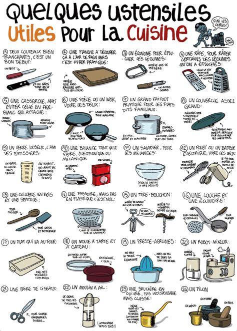 lexique ustensiles de cuisine autour de la gastronomie quelques ustensiles utiles pour