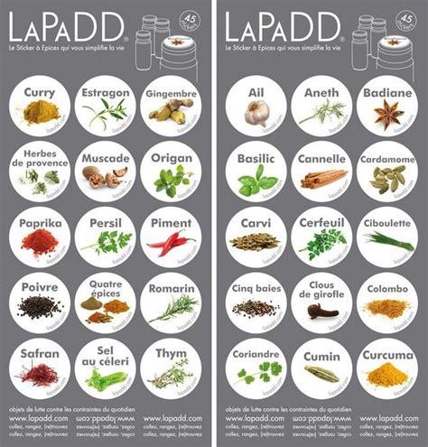 la cuisine des epices 17 meilleures idées à propos de étiquettes d 39 épices sur