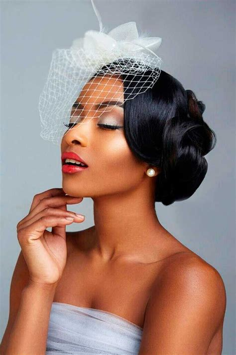 25 ideas about black wedding hairstyles on